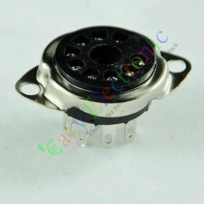 20PC 9 PIN VACCUM TUBE SOCKET SAVER MOUNT FR 12AX7 12AU7 ECC82 ECC83 Audio parts