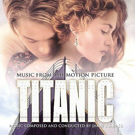 1 of 1 - TITANIC CD MUSIC FROM THE MOTION PICTURE = BRAND NEW NOT SEALED