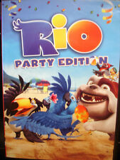Rio (DVD, 2011, Party Edition) WORLDWIDE SHIP AVAIL