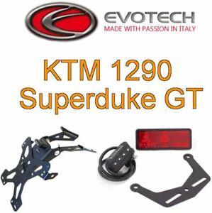 KIT-PORTATARGA-REGOLABILE-RECLINABIL-EVOTECH-KTM-1290-SuperDuke-GT-2019