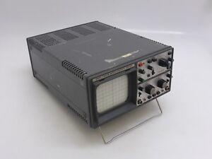 Hameg-Dual-Trace-oscilloscope-HM-203