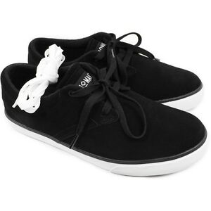 Fallen-Shoes-Spirit-Black-White-Jamie-Thomas-Pro-FREE-POST-Skateboard-Sneakers