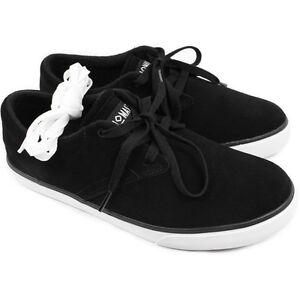 Fallen-Shoes-Spirit-Black-White-Jamie-Thomas-Pro-FREE-POST-Skateboard-Sneakers
