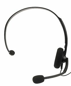 Details about Official Microsoft Messenger Chat Headset for XBOX 360 * NEW  Boxed
