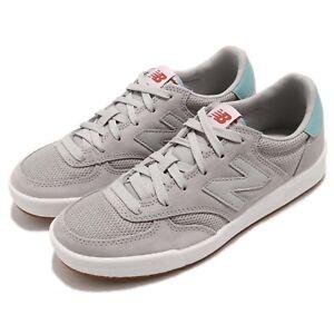 ba8f4c51f3ae0 New Balance CRT300KB D Grey White Gum Men Running Casual Shoes ...