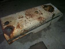 Vintage Ji Case 440 Gas Tractor Hood Assembly 1963