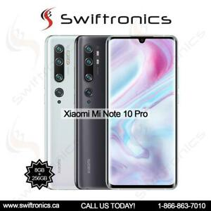 Brand New Xiaomi Mi note 10, Xiaomi Mi Note 10 Pro Factory Unlocked Global Version Mississauga / Peel Region Toronto (GTA) Preview