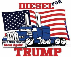 """New Limited Edition """"Diesel For Trump"""" Muscle T-Shirt Limited to 500 units!"""