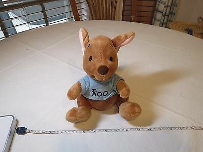 Disneyland Walt Disney World ROO stuffed kangaroo Winnie the POOH plush original