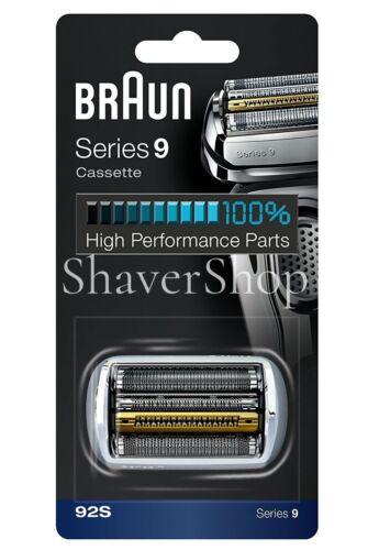 NEW BRAUN 92S SERIES 9-9095CC 9040 9090 9240 9290 9299 Shaver FOIL+CASSETTE!