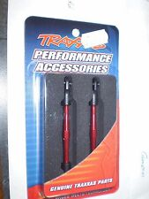 Traxxas 3139X Aluminum Turnbckle Toe Link 59mm Red (2) Slash 2wd