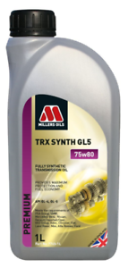 Millers-Oils-TRX-Synth-75w-80-full-synthetic-gear-oil-GL-4-GL-5-1-Litre
