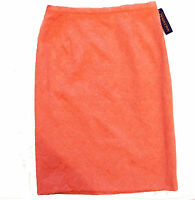 Pendleton Summer In The City Damask Skirt Color: Coral Sz: Petite 8