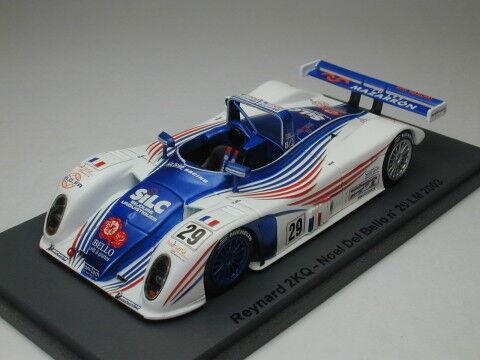 SPARK 1 43 Reynard 2KQ Noel Del Bellon le mans 24 H 2003  29 from Japan