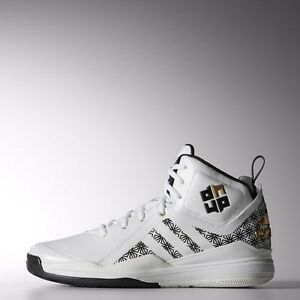 new products 2611a b4087 Image is loading Adidas-Mens-Howard-5-Dwight-2015-NYC-All-
