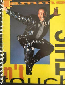 Details about for the MC Hammer – U Can't Touch This vinyl / Album Cover  Notebook 90s hip hop