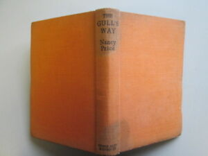 Acceptable-The-gull-039-s-way-Nancy-Price-1942-01-01-No-dust-jacket-Staining-m