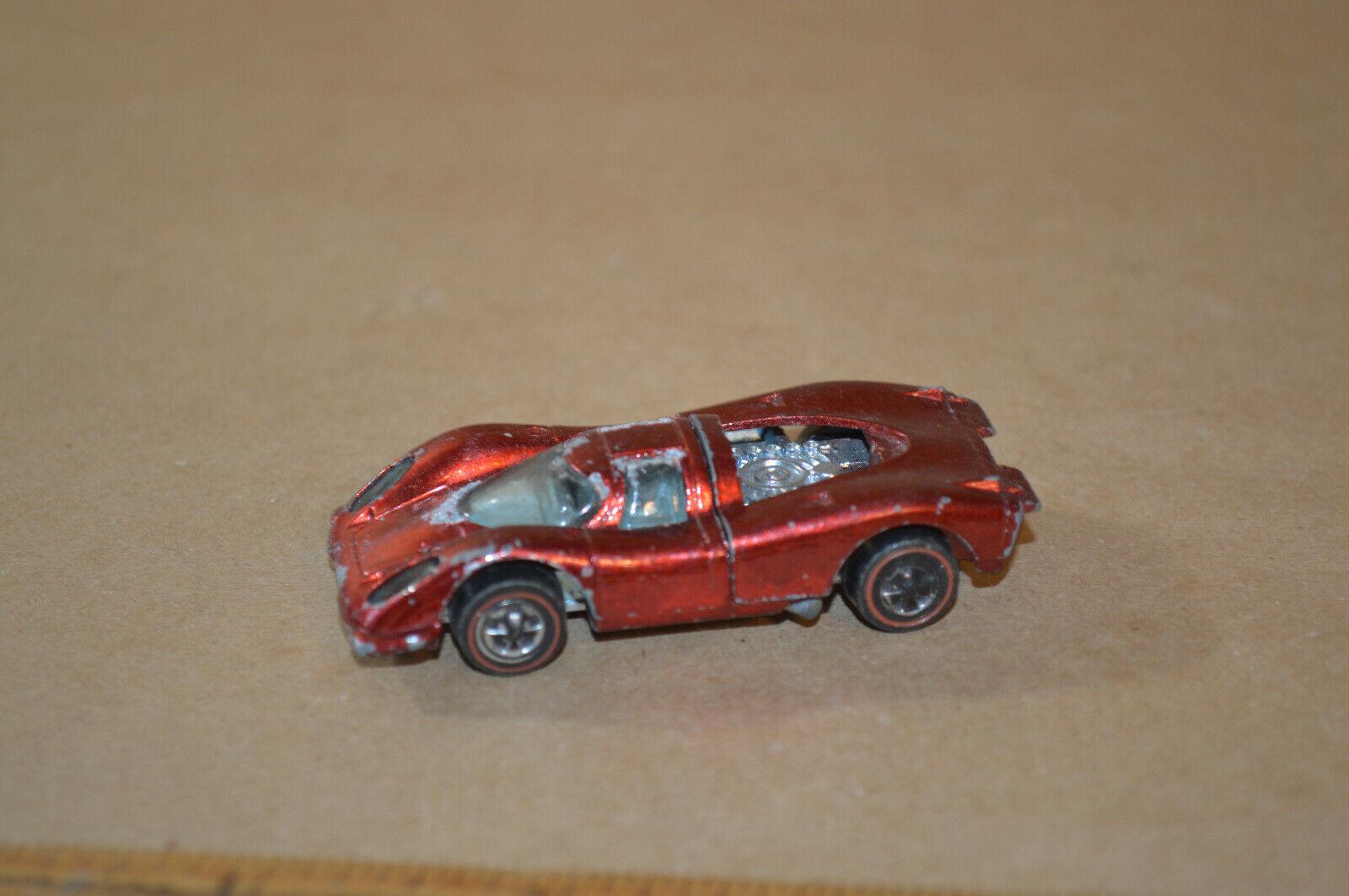 Hot Wheels rotline rot Enamel Porsche 917  2077