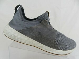 NEW-BALANCE-Cruz-Fresh-Foam-Grey-Sz-14-D-Men-Running-Shoes