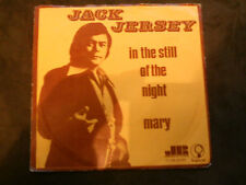 Imperial 7 inch Single IN THE STILL OF THE NIGHT  von JACK JERSEY  ( 1974)  NL