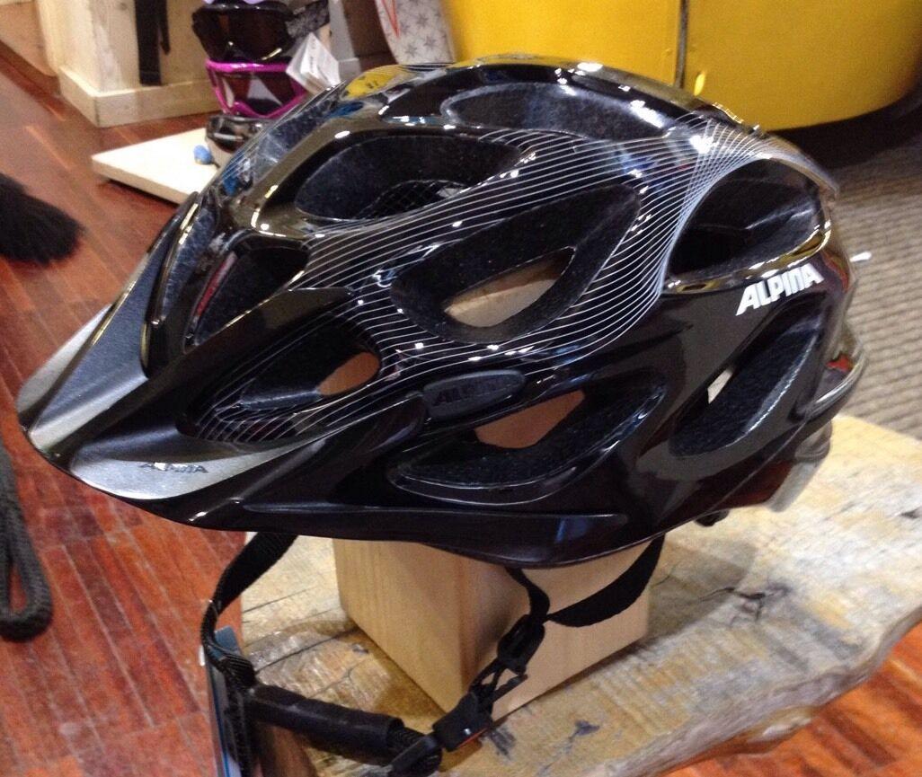 Casco Mountain Bike Alpina tg.XL SCONTO 30%