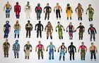 HUGE Collection Lot of 1985 G.I. JOE COBRA ARAH Action Figures YOU PICK!