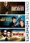 Marked for Death Navy Seals Siege With Steven Seagal DVD Region 1 024543816348
