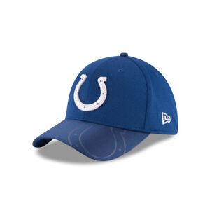 Indianapolis Colts New Era Men s NFL Sideline 3930 Flex Fit Hat L XL ... 2848498da