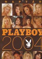CALENDAR / KALENDER Playboy Hungary / Ungarn 2004
