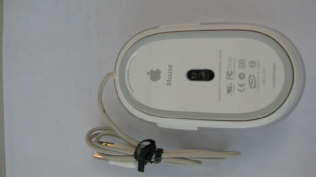 Genuine  M5769 Apple USB Optical Mouse FREE SHIPPING