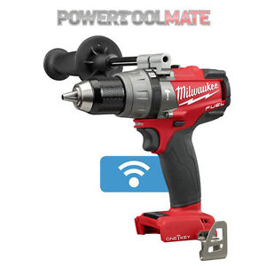 Milwaukee M18ONEPD-0 One Key Fuel Brushless Hammer Combi Drill *Body Only*
