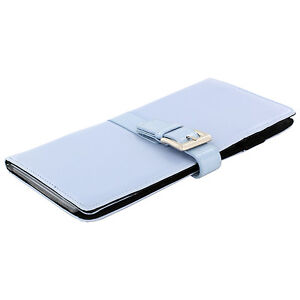 Rolodex blue snap buckle 96 count business card holder 30402682436 image is loading rolodex blue snap buckle 96 count business card colourmoves