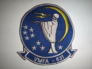 Vietnam-Guerra-Toppa-US-Marino-Combattente-Attack-Squadron-VMFA-531-Grigio-Ghost