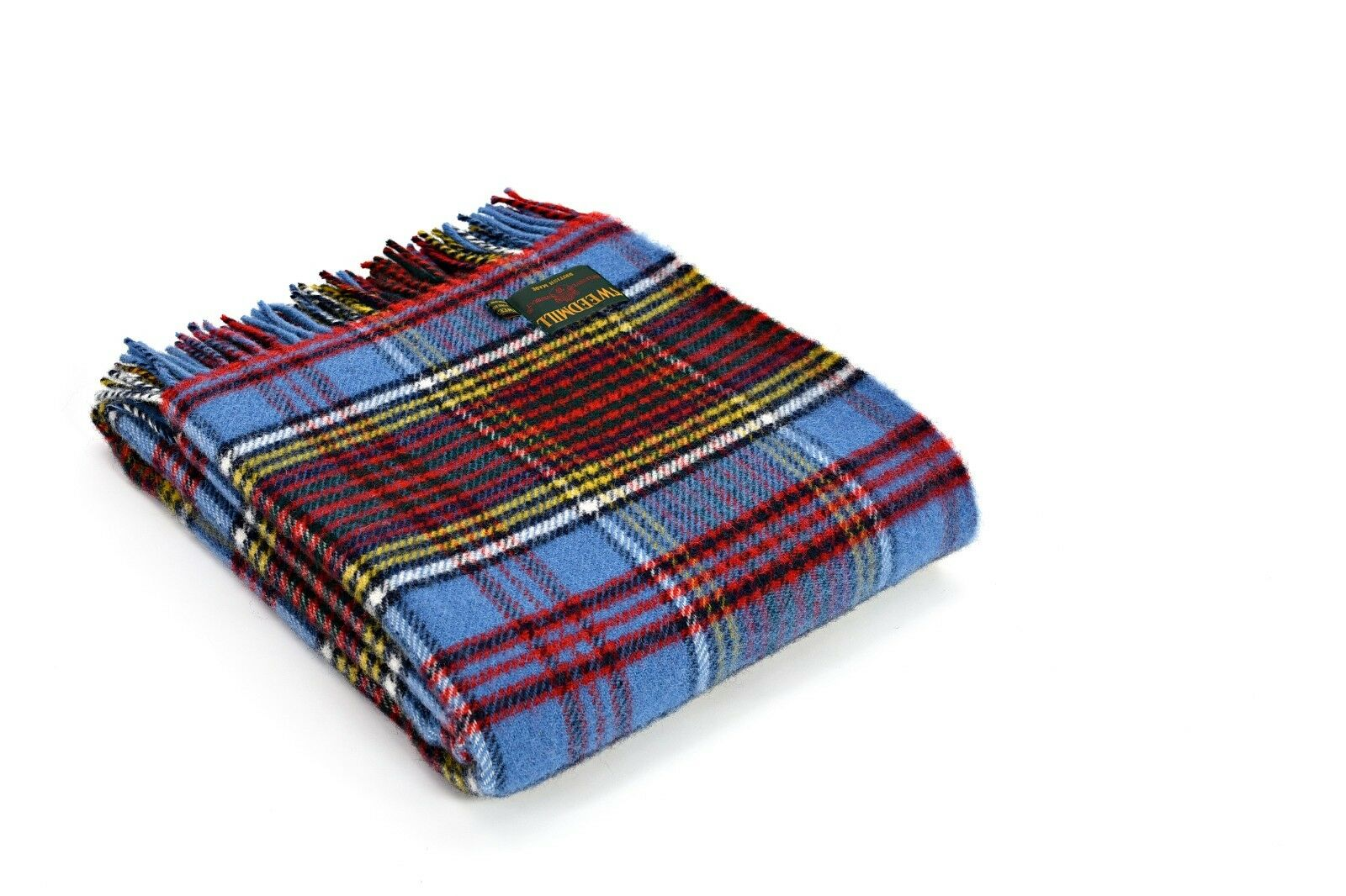 Tweedmill pure laine vierge plaquette Throw Blanket-Couleurs Blanket-Couleurs Blanket-Couleurs diverses 17d1ae