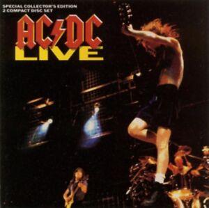AC-Dc-Live-2-CD-Edicion-de-Coleccionista-Nuevo-CD