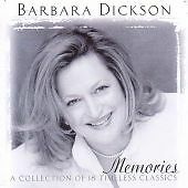 1 of 1 - Barbara dickson - memories a collection of 18 timeles classics