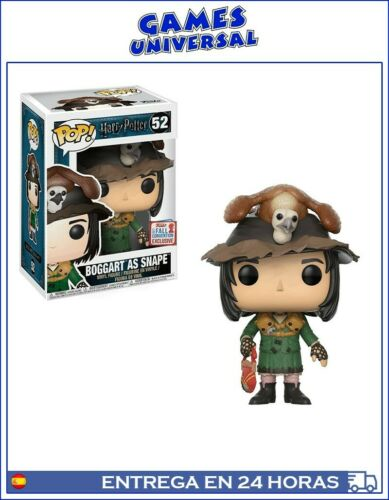 Funko Pop Harry Potter Boggart As Snape Harry Potter Convention Limited Edition