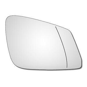 Right-Ha-Driver-Side-BMW-1-Series-F20-F21-2010-2019-Wide-Angle-Wing-Mirror-Glass