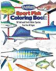 Sport Fish Coloring Book by Florida Sports Press (Paperback / softback, 2016)