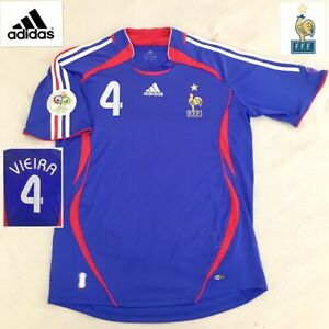 Adidas France Soccer Team Jacket FIFA World Cup 2006 M | eBay