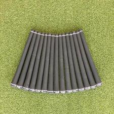 (15) NEW Golf Pride Mizuno Black 58R Grip Set of 15