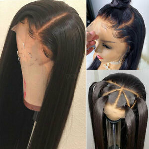 Real-Remy-Peruvian-Virgin-Human-Hair-Wigs-Lace-Front-Full-Wigs-Smooth-Straight
