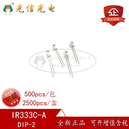 10X IR333C-A DIP-2 Phototransistor