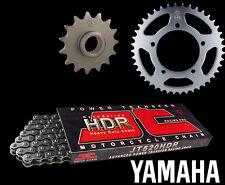 Yamaha XV125 Virago 97-01 Gold Extra Heavy Duty X-Ring GTR Chain