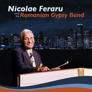 Cimbalom CD Nicolae Feraru Romanian Gypsy Band 2013