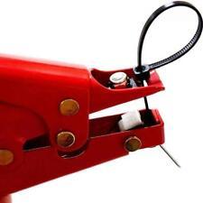 Nylon Cable Zip Tie Tensioning Tool Cable Tie Tightening Gun Fasten Tightener