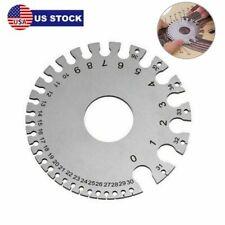 Sheet Metal Wire Thickness Gauge Stainless Steel Storage Sleeve Diameter Swg