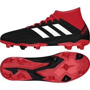 Details zu adidas Kinder Fussballschuhe Predator 18.3 FG Nockenschuhe Sockenschuhe DB2318