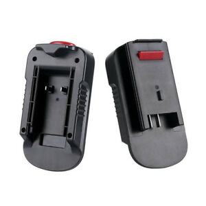 18V/20V Battery Adapter Tool for BLACK DECKER HPA1820 Convert Battery
