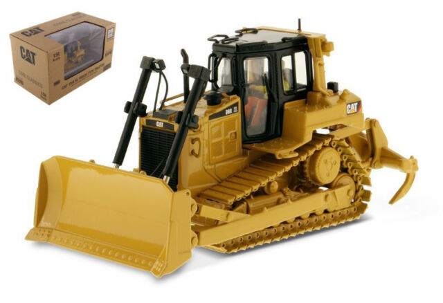 Cat D6r Track Type Tractor 1:50 Model DIECAST MASTERS